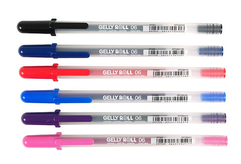 Gellyroll Gel Pens Fine Point