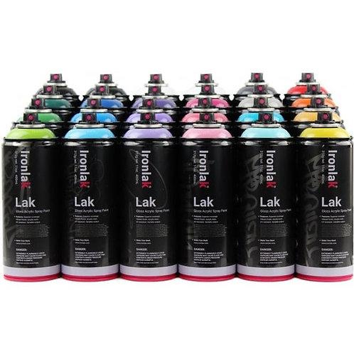 Ironlak Spray Paint