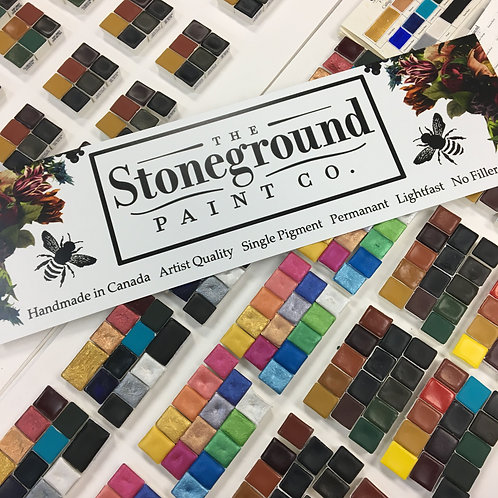 Stoneground Watercolor Series 1