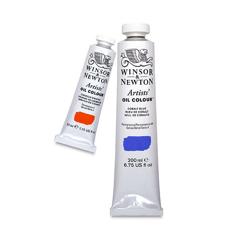 Winsor & Newton Artists' Oil Colors Series 4
