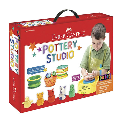 Faber Castell Pottery Studio