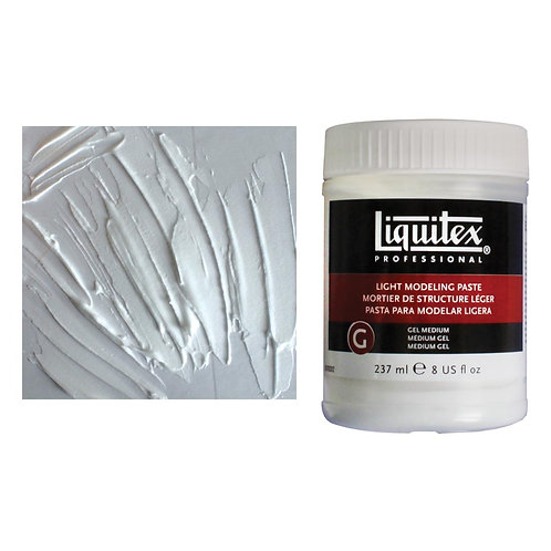 16oz Liquitex Light Modeling Paste