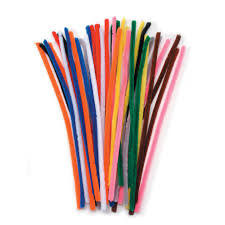 25 Pack of Pipe Cleaners