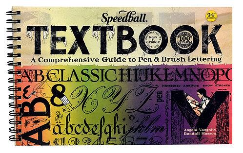 Speedball Textbook 24th Addition