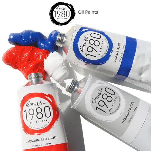 Series 1 1980 Oil Colors 37mL
