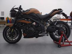 Motorrad Beklebung