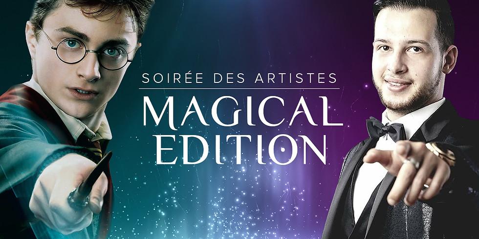 Soirée des artistes: Magical Edition