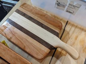Chacuterie Board (Edge Grain) ($50)