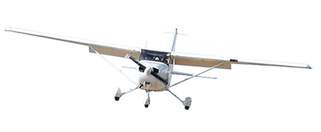 Skyhawk 172 Landing Simsbury, CT