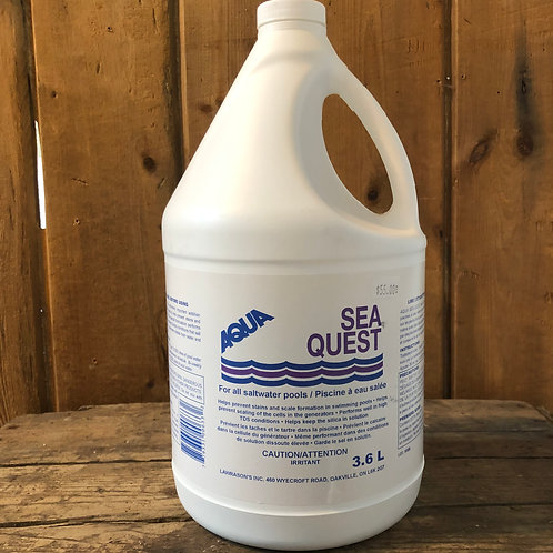 Aqua Sea Quest Stain & Scale 3.6L