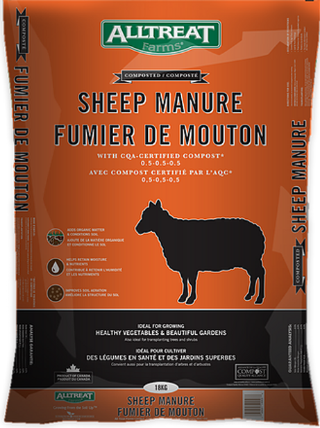 Sheep Manure