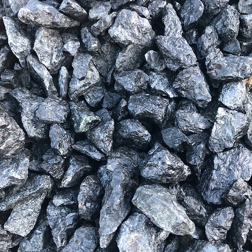 Ebony Granite - Bulk (1 ton)