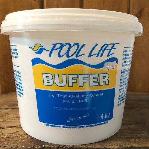 Pool Life Buffer Alkalinity Up Pail 4kg