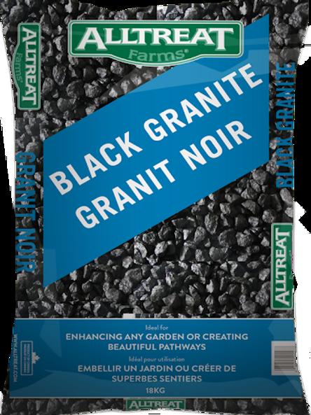 Black Granite - 18kg