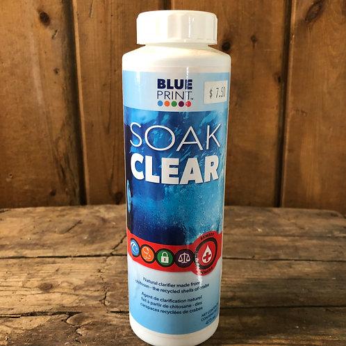 Blue Print SOAK Clear 473mL