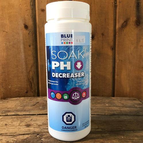 Blue Print SOAK pH Decreaser 907g