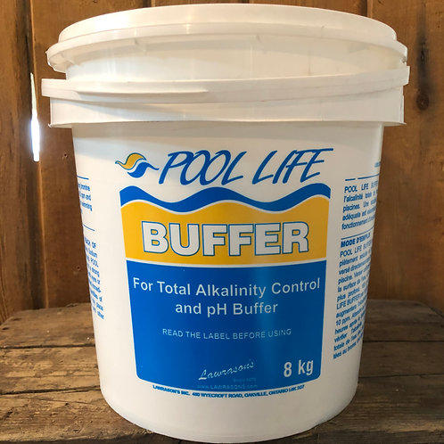Pool Life Buffer Alkalinity Plus Pail 8kg