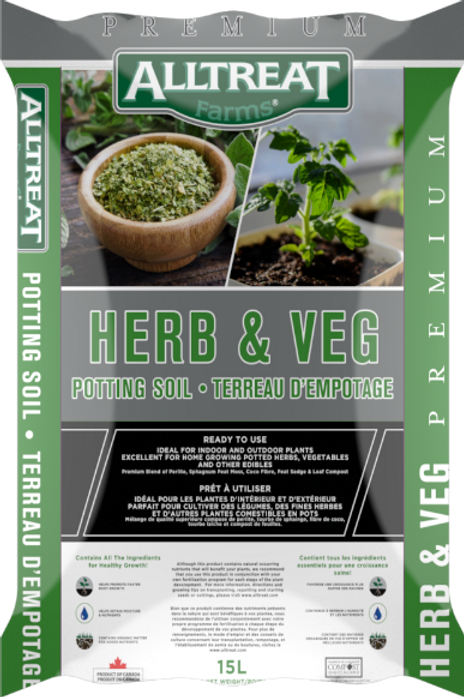 Alltreat Herb & Veg