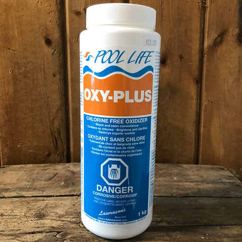 Pool Life Oxy-Plus Shock Unstabilized 1kg