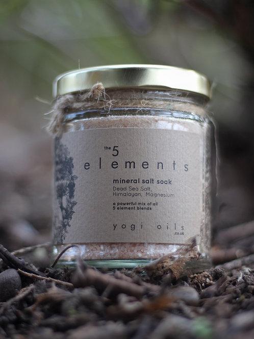 5 Elements Salt Soak