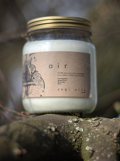 air candle