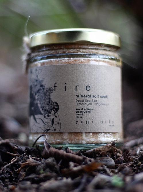 Fire Salt Soak