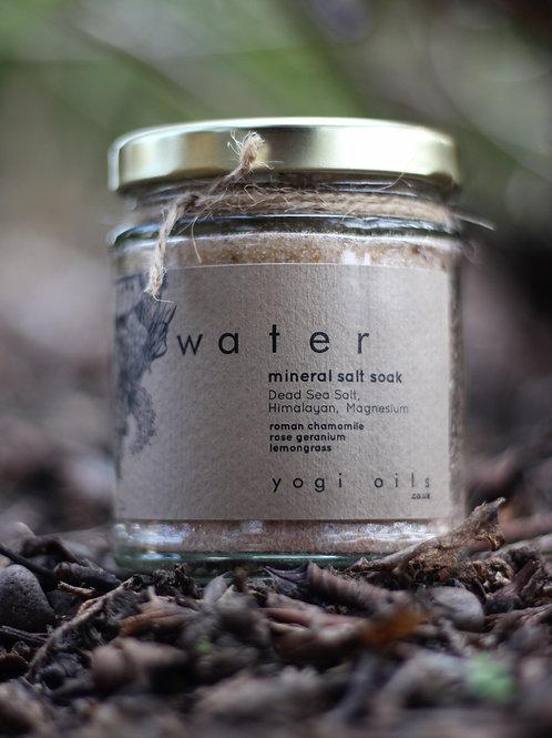 Water Salt Soak