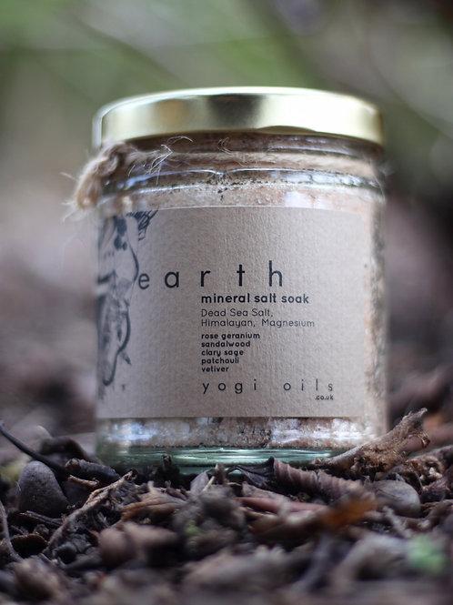 Earth Salt Soak