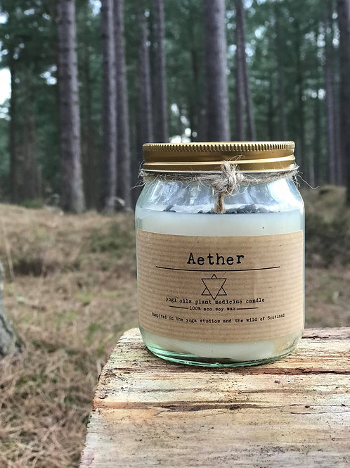 aether candle