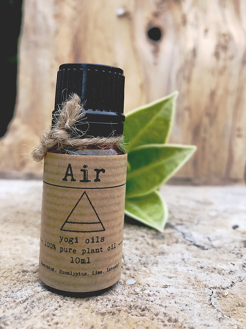 AIR - 10ml pure organic plant oil