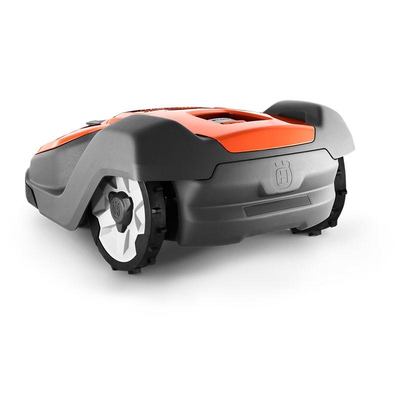 Automower 520XH back