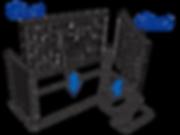 assemblage rampe