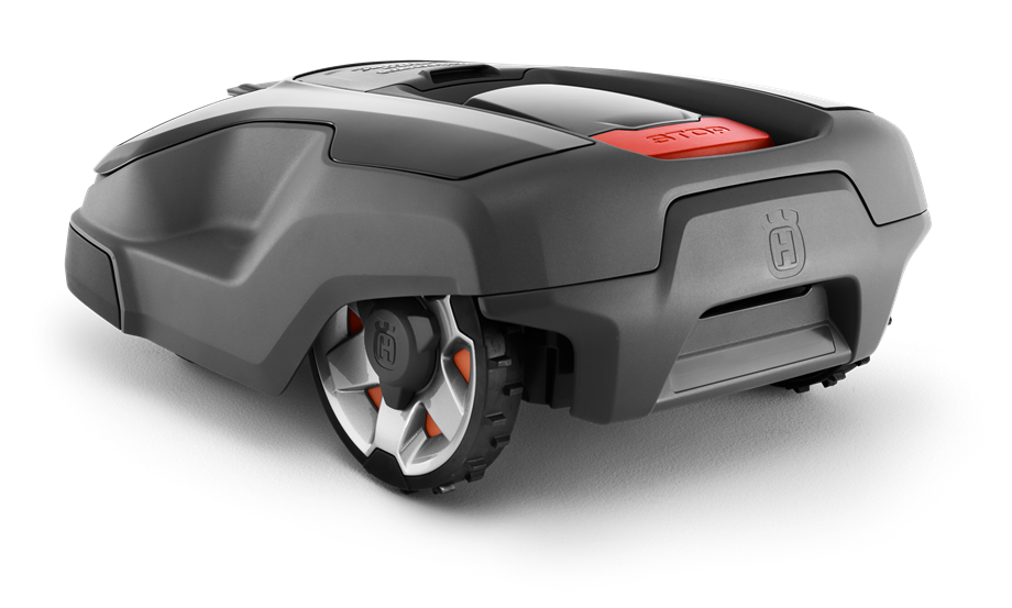 Automower 315X back