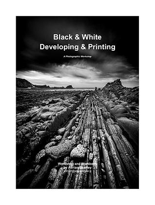 Black & White Developing and Printing Workbook