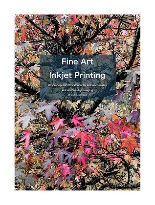 Fine Art Inkjet Printing Workbook