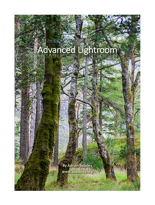 Advanced Lightroom Workbook