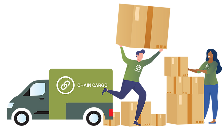 ChainCargo, delivery services