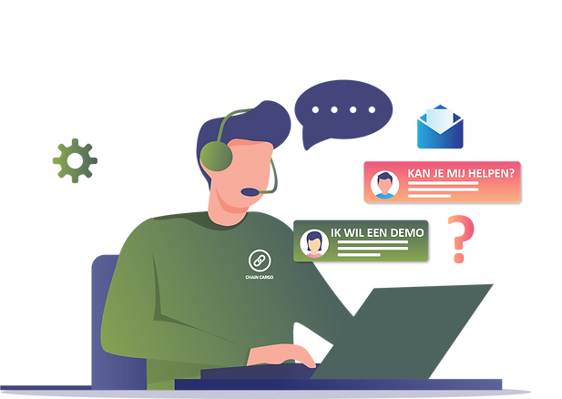 ChainCargo customer support