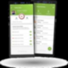 ChainCargo carrier app