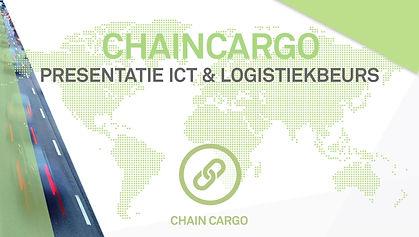 CHAINCARGO | ICT & Logistiek presentatie