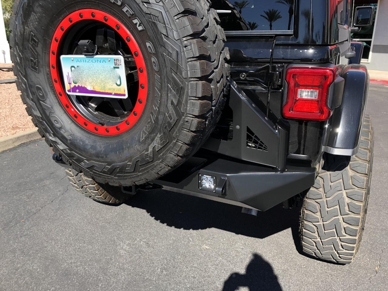 2018 Jeep JL Rubicon