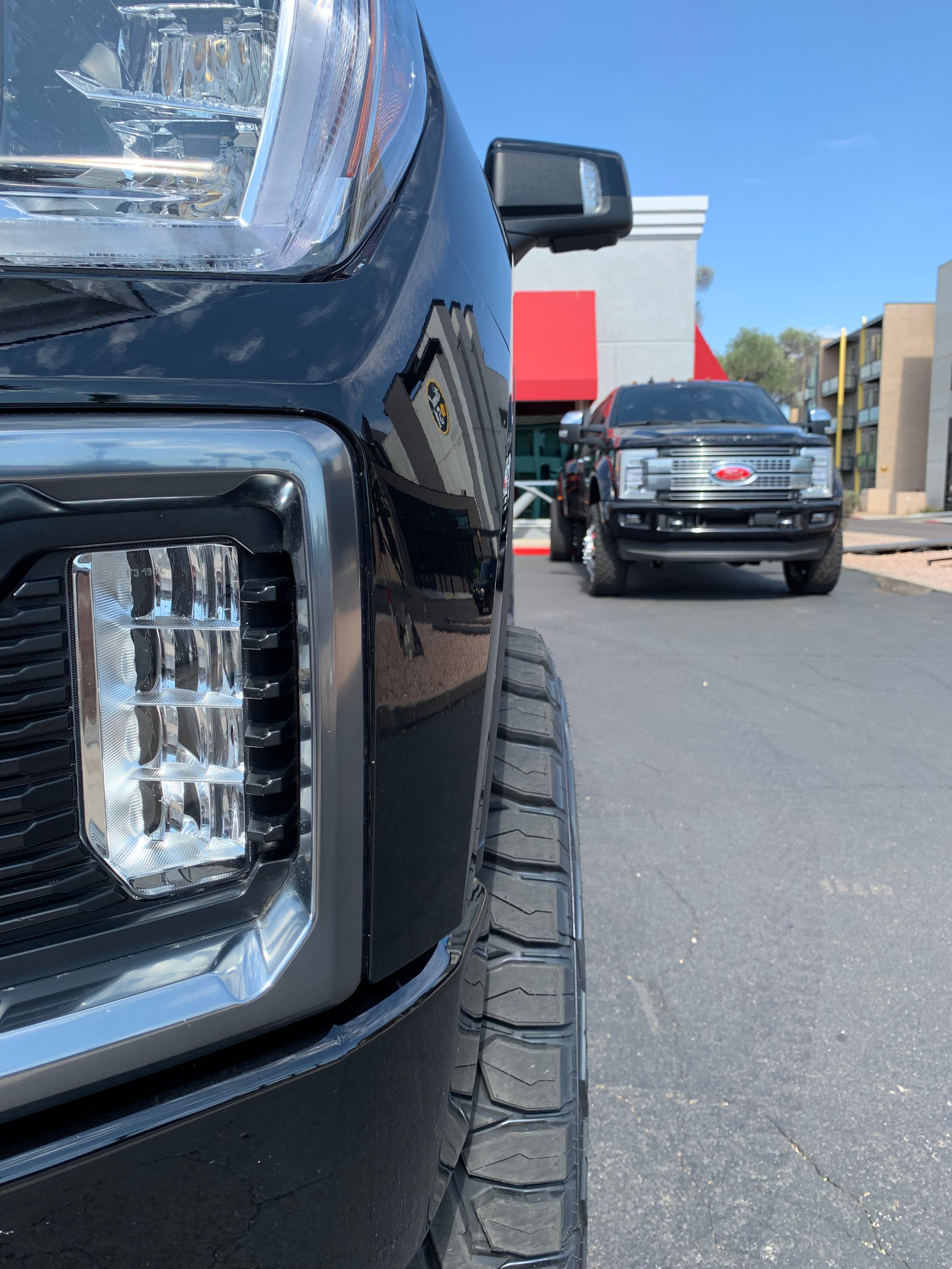 2019 GMC Sierra AT4 Black