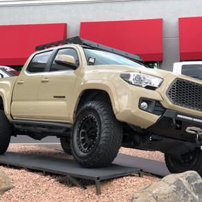 2017 Toyota Tacoma TRD Sport 4WD
