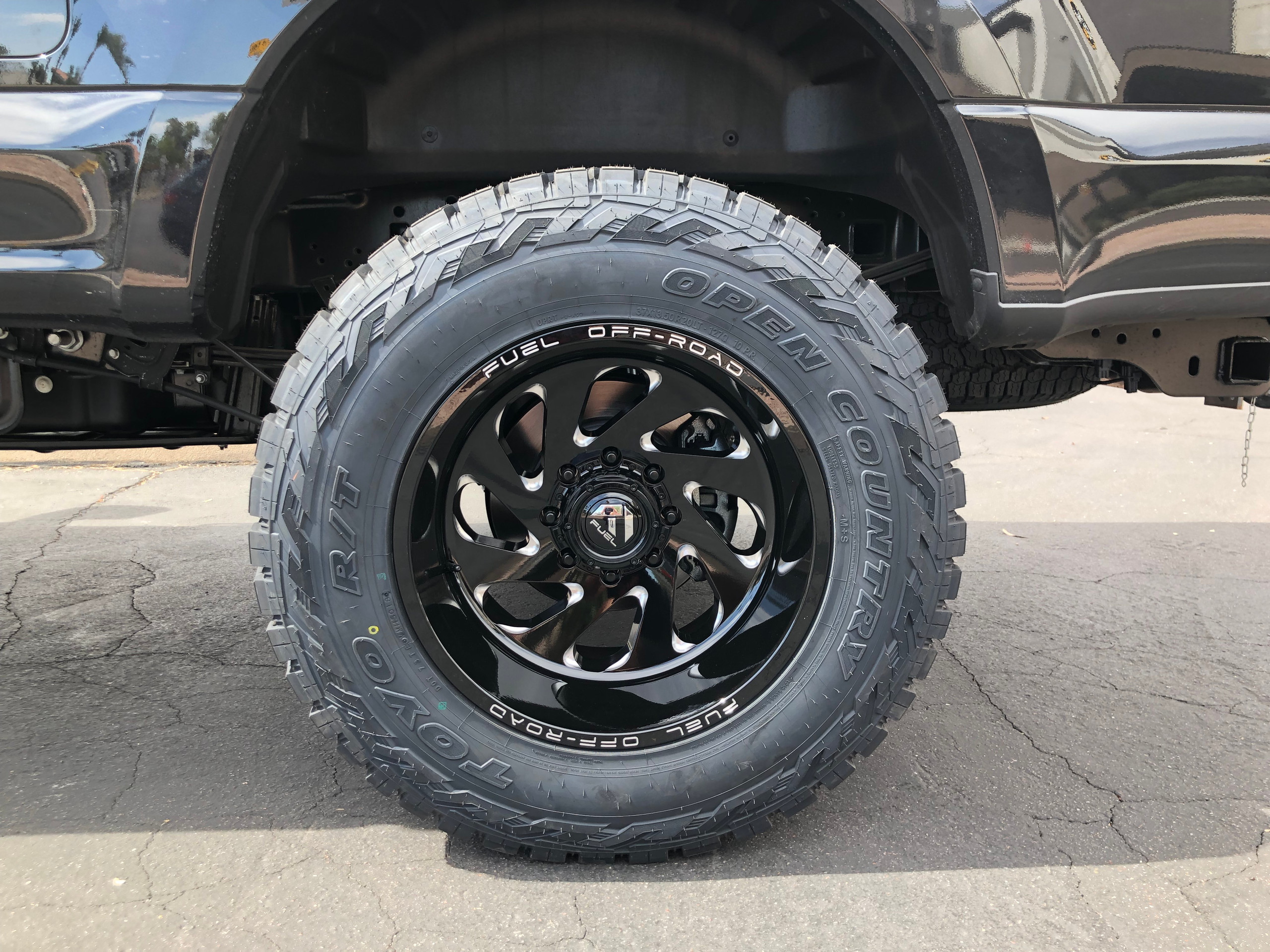 2019 Ford F250 Superduty Platinum