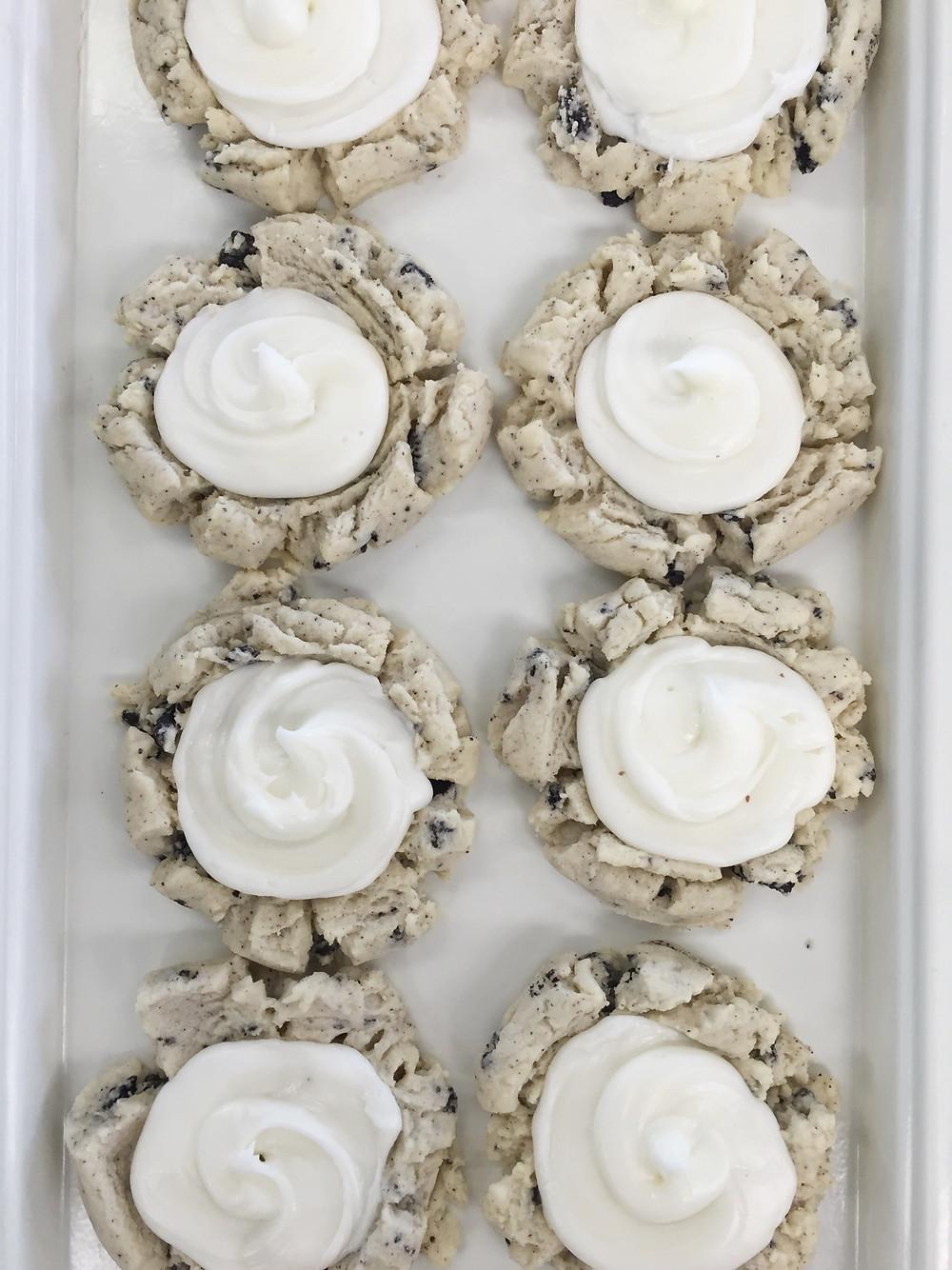 Cookies N Cream Cookie