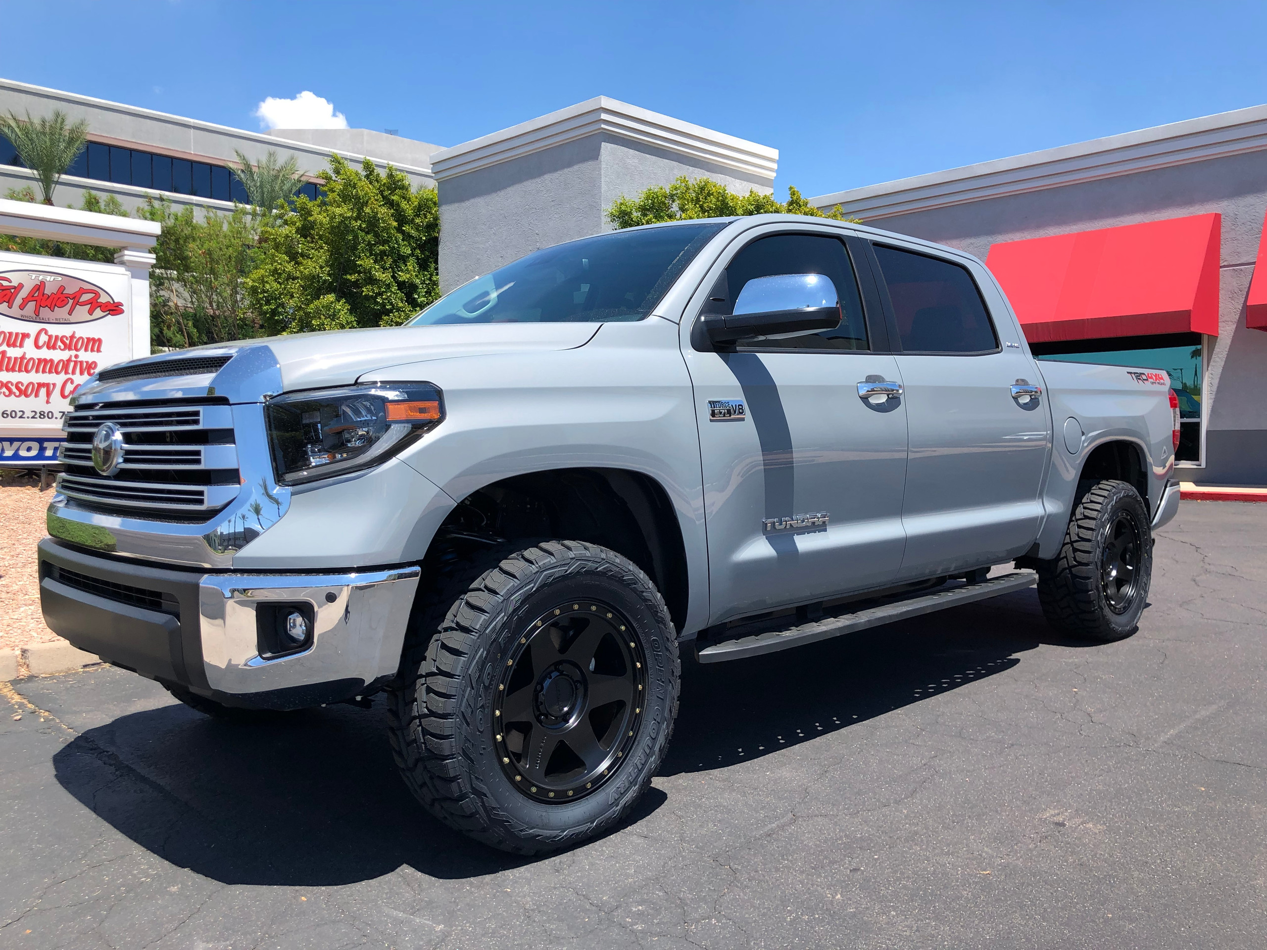 2019 Toyota Tundra Limited Cement Gr