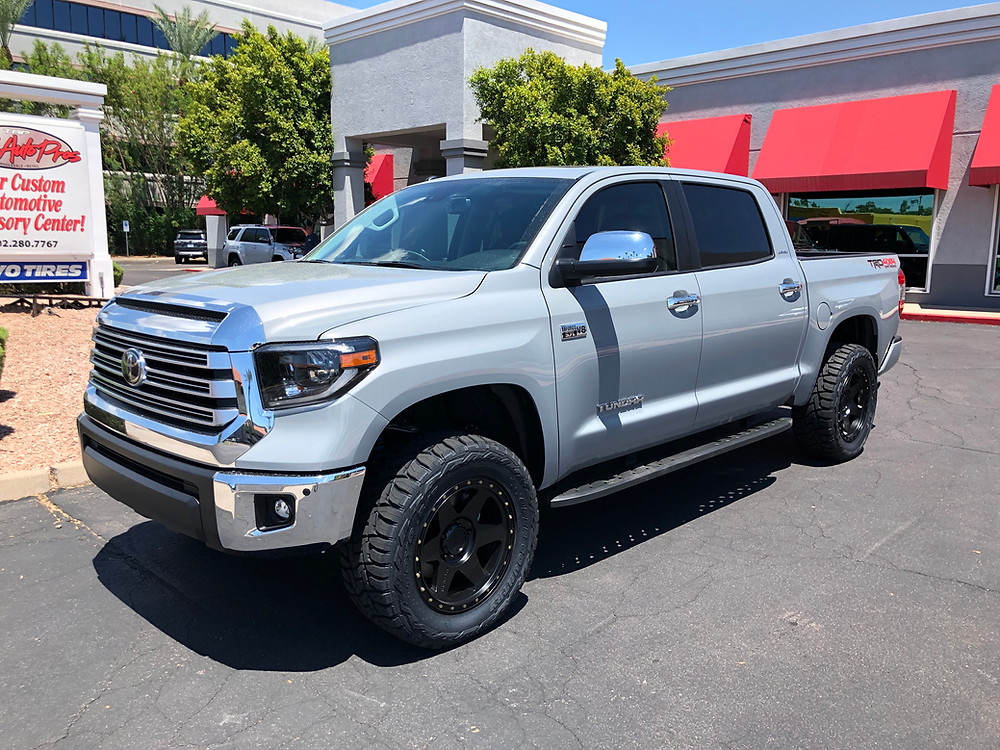 2019 Toyota Tundra Limited in Cement Grey