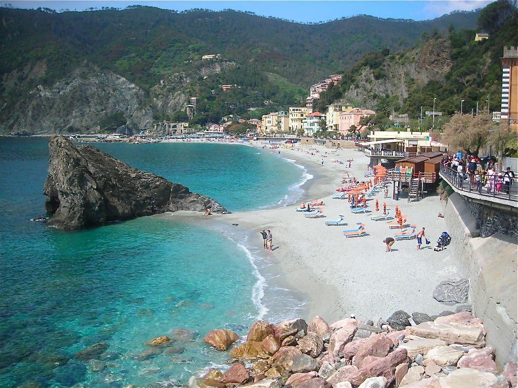 Monterosso al mare, 5 Terre