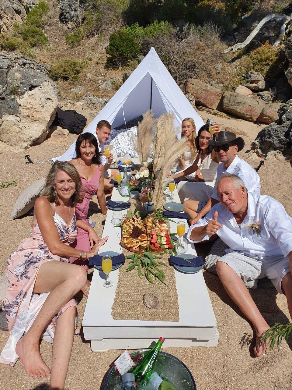 Picnic for 6-10 People