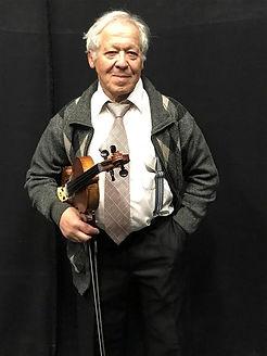 סשה בלומין, נגן כינור שני
